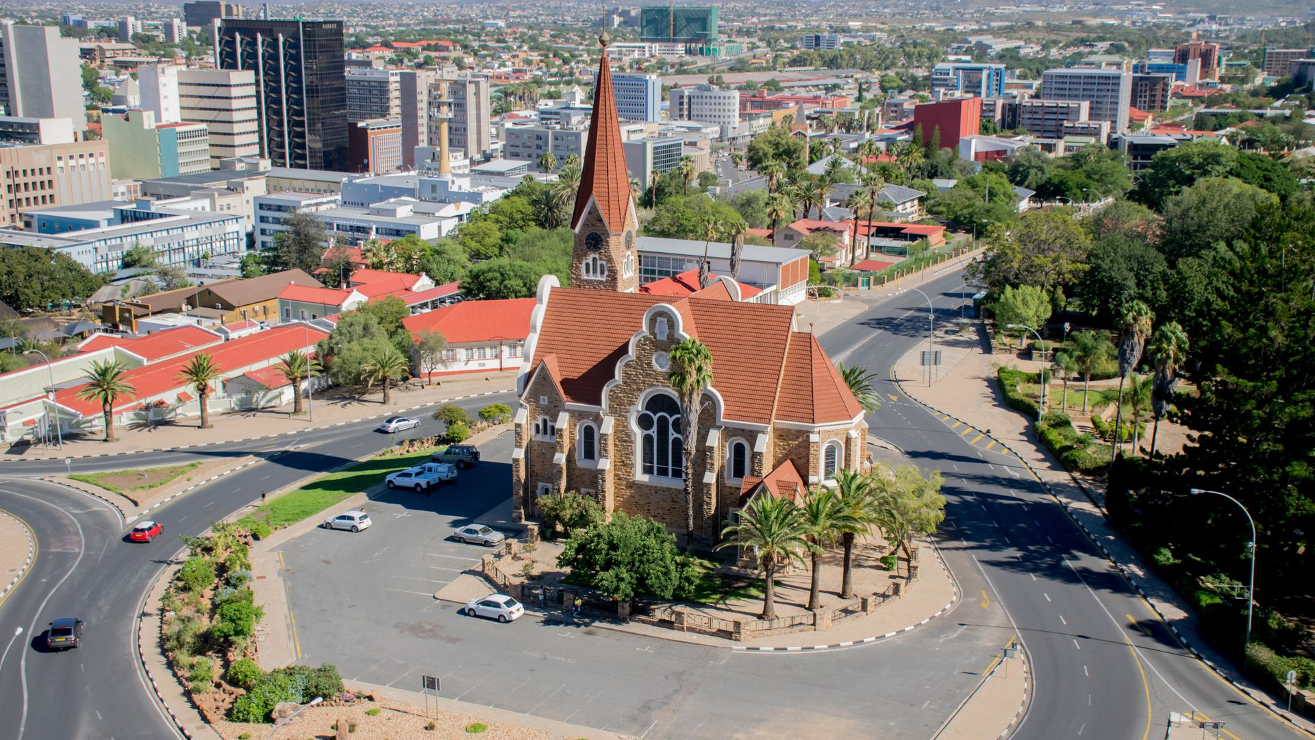 Mietwagen Windhoek