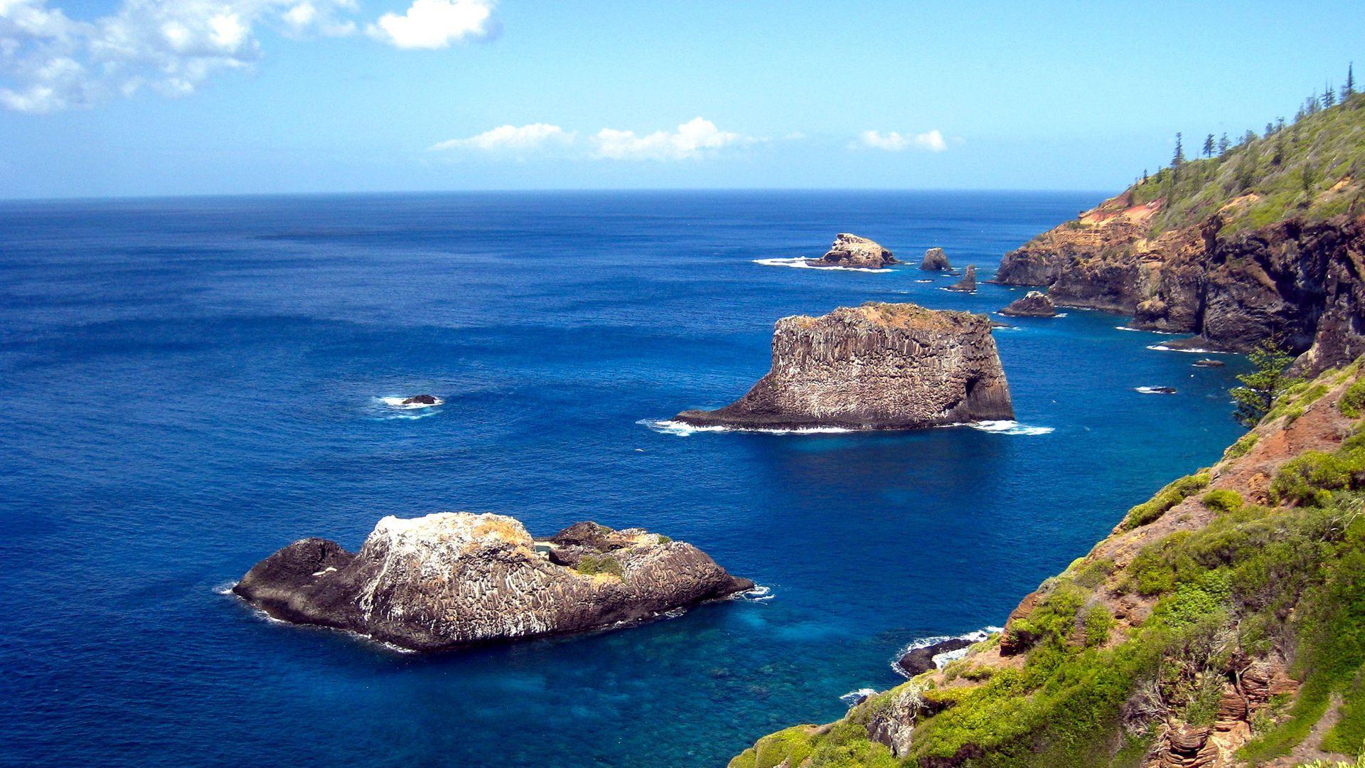 Mietwagen Norfolkinseln