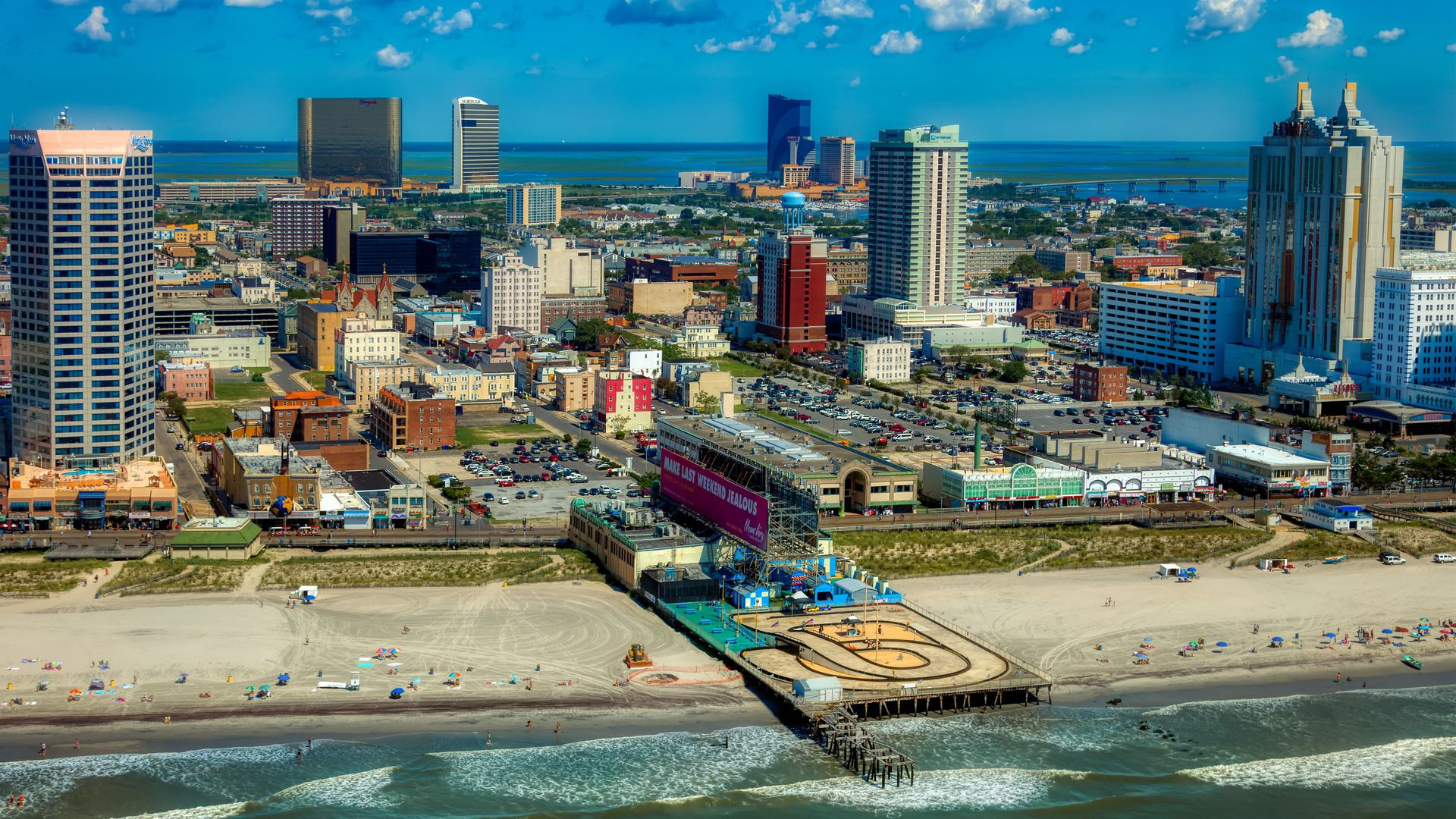 Mietwagen Atlantic City